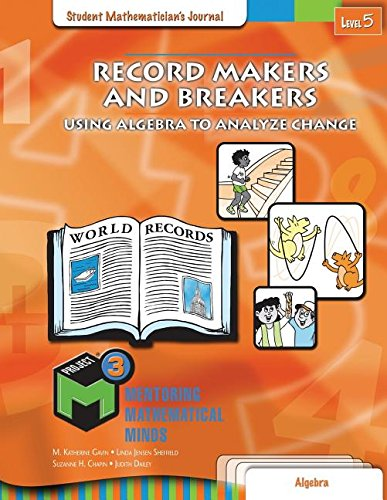 Project M3: Level 5 Record Makers and: KATHERINE, GAVIN; JENSEN,