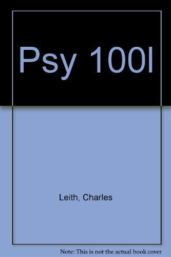 9780757542411: PY 100L Lab Manual