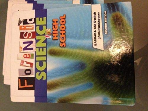 9780757544149: Forensic Science for High School 2nd Edition