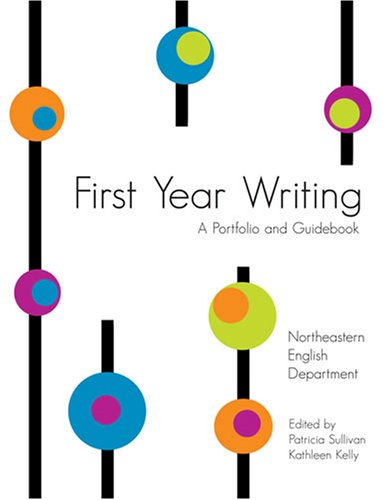 9780757545146: FIRST YEAR WRITING: A PORTFOLIO AND GUIDEBOOK