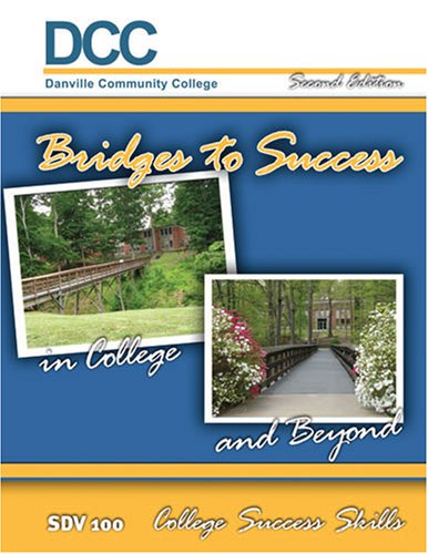 9780757545825: Bridges To Sucess In College And Beyond 8233 (Msstkt)