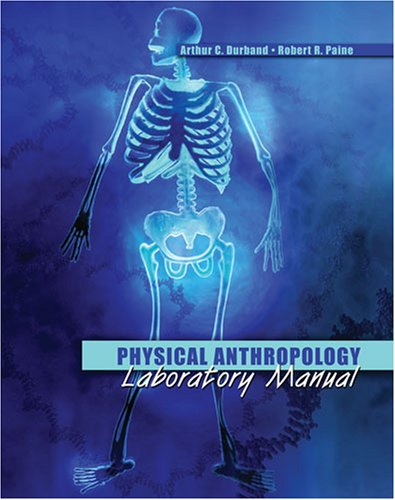 9780757545887: Physical Anthropology Laboratory Manual