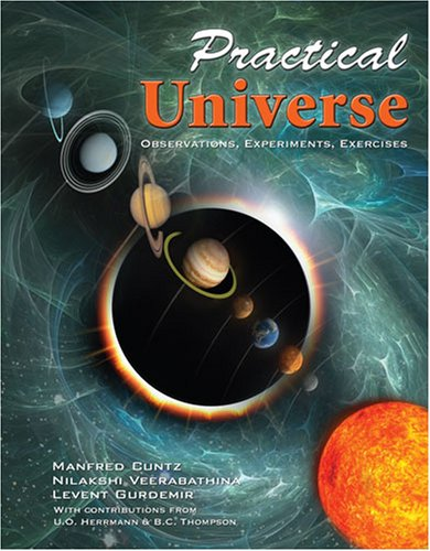 9780757546334: Practical Universe: Observations, Experiments, Exercises