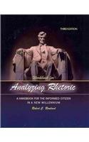 9780757546709: Workbook for Analyzing Rhetoric: A Handbook for the Informed Citizen in a New Millennium