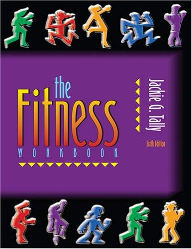 9780757547195: THE FITNESS WORKBOOK