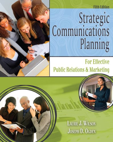 9780757548871: Strategic Communications Planning for Effective Public Relations and Marketing