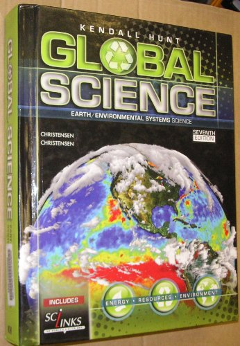 Global Science Earth and Environmental Systems Science: Kendall Hunt