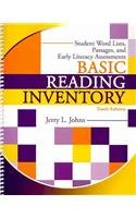 9780757550447: Basic Reading Inventory : Student Word Lists, Passages, and Early Literacy Assessments, 10th Edition