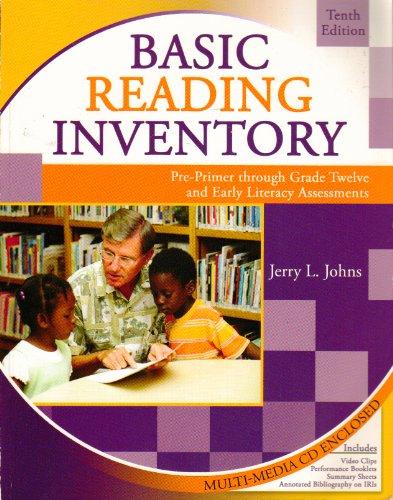9780757550461: BASIC READING INVENTORY W/CD