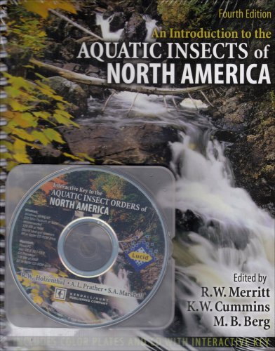 9780757550492: An Introduction to Aquatic Insects of North America