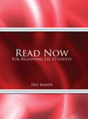 9780757550768: Read Now: For Beginning ESL Students