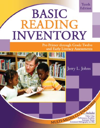 9780757551277: Basic Reading Inventory: Pre-Primer Through Grade Twelve and Early Literacy Assessments With CD-Rom and Student Booklet