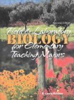 9780757551994: FIELD AND LAB BIOLOGY FOR ELEMENTARY TEACHING MAJORS