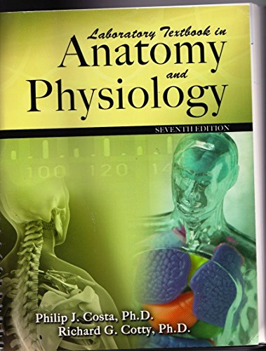 9780757552250: LABORATORY TEXTBOOK IN ANATOMY AND PHYSIOLOGY