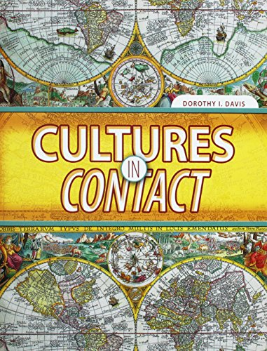 Cultures in Contact 9780757552434 Book by DAVIS DOROTHY