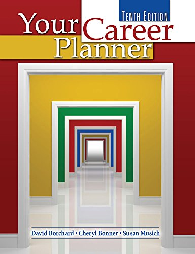 9780757553387: Your Career Planner