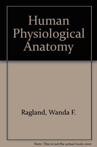 9780757554612: Human Physiological Anatomy Laboratory Manual