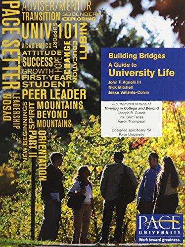 9780757555145: BUILDING BRIDGES: A GUIDE TO UNIVERSITY LIFE
