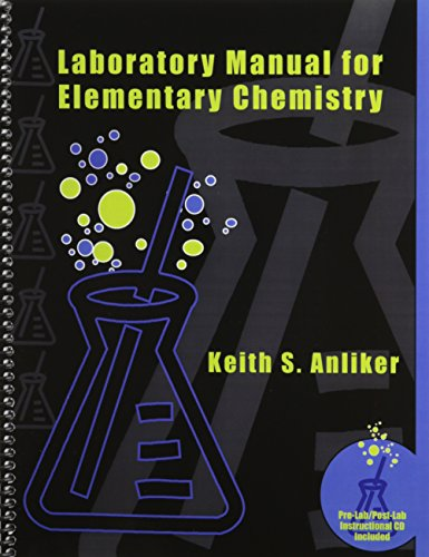 9780757555732: Laboratory Manual for Elementary Chemistry