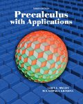 9780757556401: Precalculus with Applications