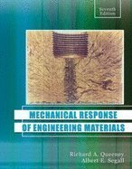 9780757556975: MECHANICAL RESPONSE OF ENGINEERING MATERIALS