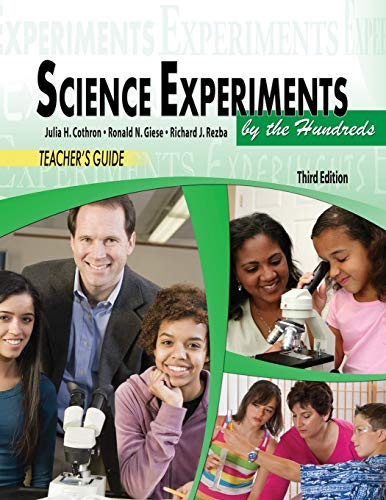 9780757558528: TEACHER'S GUIDE: SCIENCE EXPERIMENTS BY THE HUNDREDS
