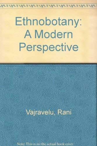 9780757559129: ETHNOBOTANY: A MODERN PERSPECTIVE