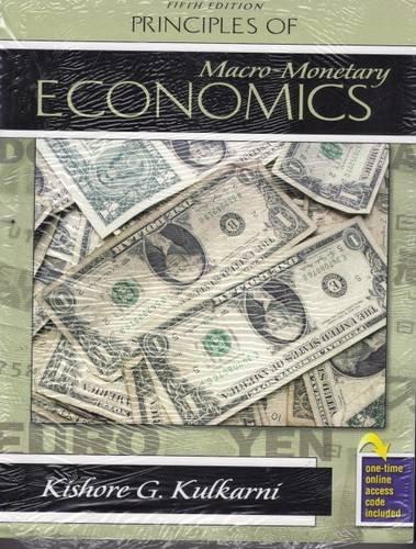 9780757559136: Principles of Macro-Monetary Economics