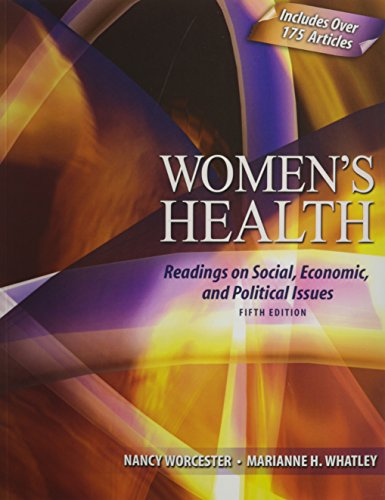 9780757559686: Women's Health: Reading on Social Economic and Political Issues