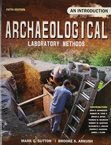 9780757559747: Archaeological Laboratory Methods: An Introduction