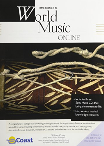 9780757560187: Introduction to World Music Online