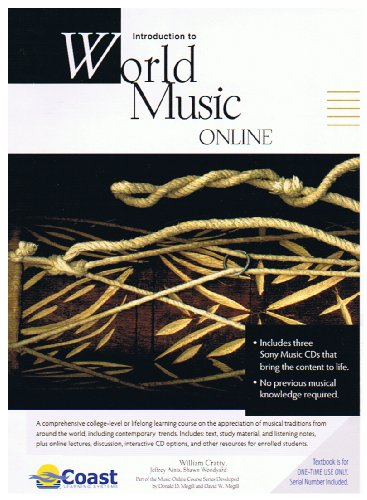 9780757560194: Introduction to World Music Online