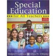 9780757561719: Special Education for All Teachers