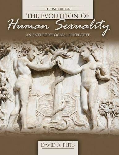 9780757561962: The Evolution of Human Sexuality: An Anthropological Perspective