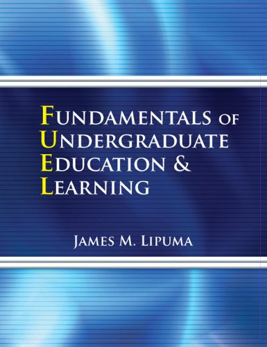 9780757562006: FUNDAMENTALS OF UNDERGRADUATE EDUCATION AND LEARNING (FUEL)