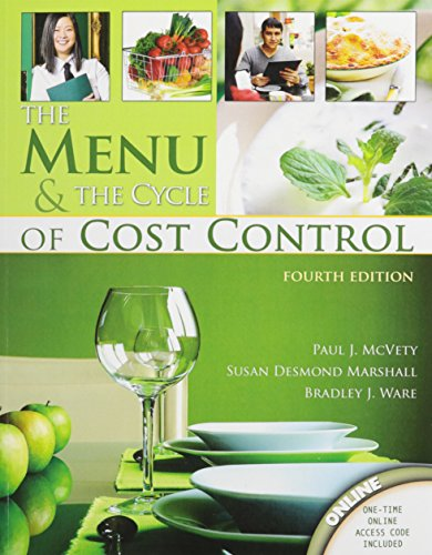 9780757562433: The Menu and the Cycle of Cost Control