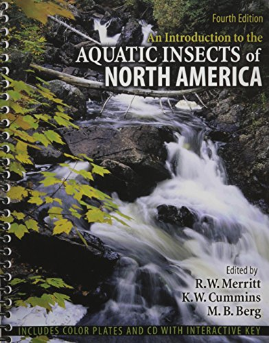 9780757563218: Introduction to Aquatic Insects in North America