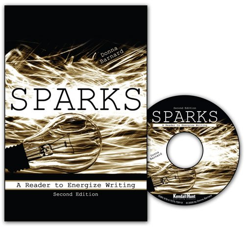 9780757563850: Sparks: Reader to Energize Writing w/ CD