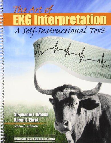 9780757564017: THE ART OF EKG INTERPRETATION
