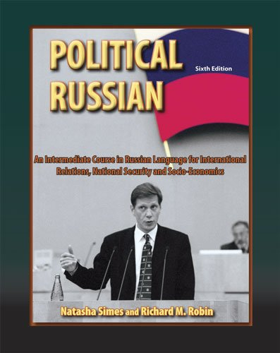 9780757564048: Political Russian: An Intermediate Course in Russian Language for International Relations, National Security and Socio-Economics