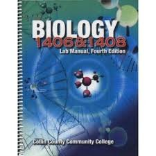 9780757565106: Biology 1406 AND 1408 Lab Manual