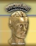 Psychology Auxiliary Notes for General: JAMES, JAKUBOW