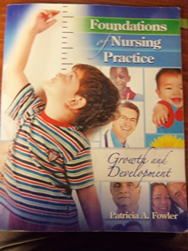 9780757566363: Foundations of Nursing Practice: Growth AND Development