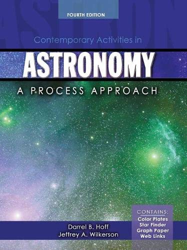 9780757566912: Contemporary Activities in Astronomy: A Process Approach
