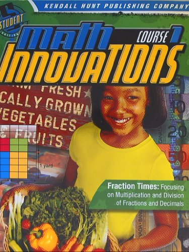Math Innovations, Course 1, Common Core, Student: n/a