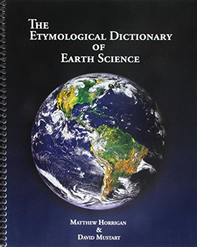 9780757567117: The Etymological Dictionary of Earth Science