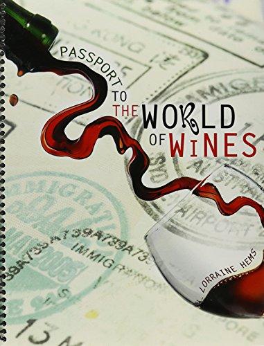 9780757567650: Passport to the World of Wines