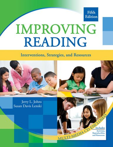 9780757568336: Improving Reading: Interventions, Strategies, and Resources W/ CD