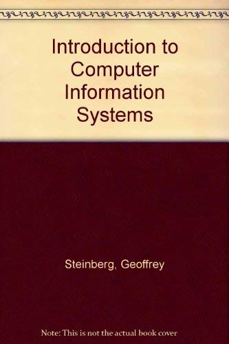 9780757570056: Introduction to Computer Information Systems