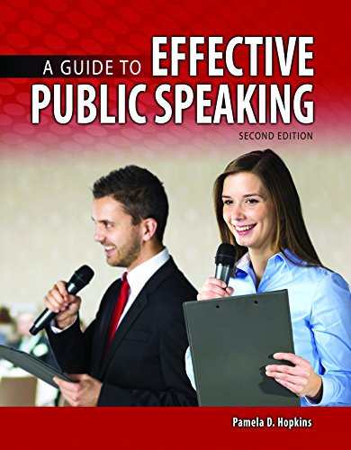 9780757571039: A Guide to Effective Public Speaking